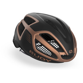 Rudy Project Spectrum Kask rowerowy, black/bronze matte